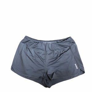 Reebok grey running shorts XL